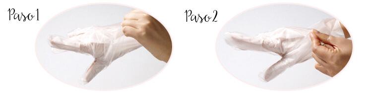 Mặt nạ tay SKINFOOD Bath & Body SHEA BUTTER HAND MASK