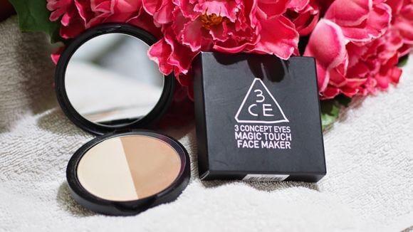 Phấn 3CE Makeup MAGIC TOUCH FACE MAKER