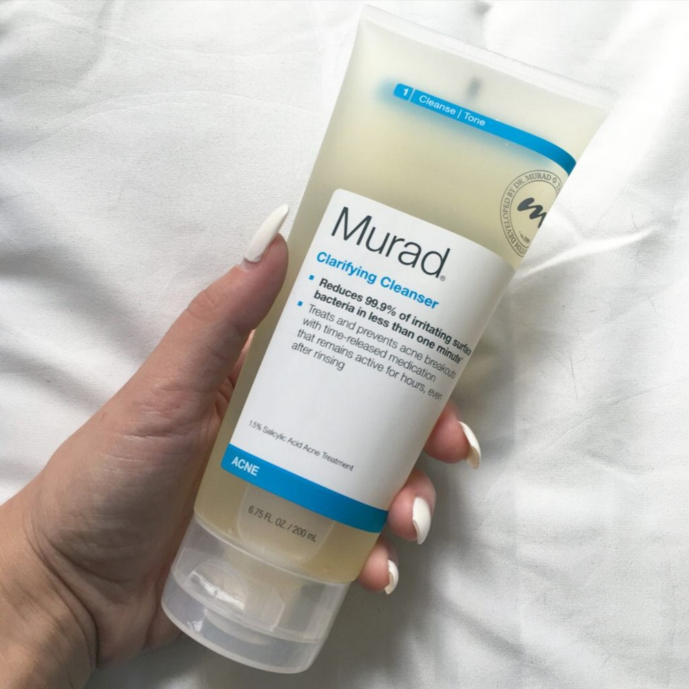 sữa rửa mặt Murad Làm sạch CLARIFYING CLEANSER