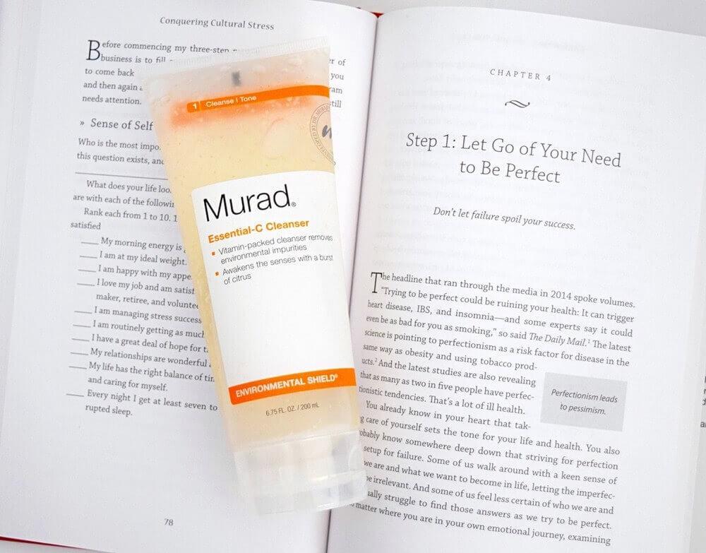 sữa rửa mặt Murad Làm sạch ESSENTIAL-C CLEANSER