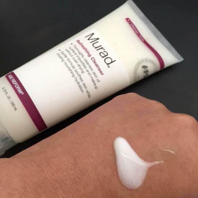 sữa rửa mặt Murad Làm sạch REFRESHING CLEANSER