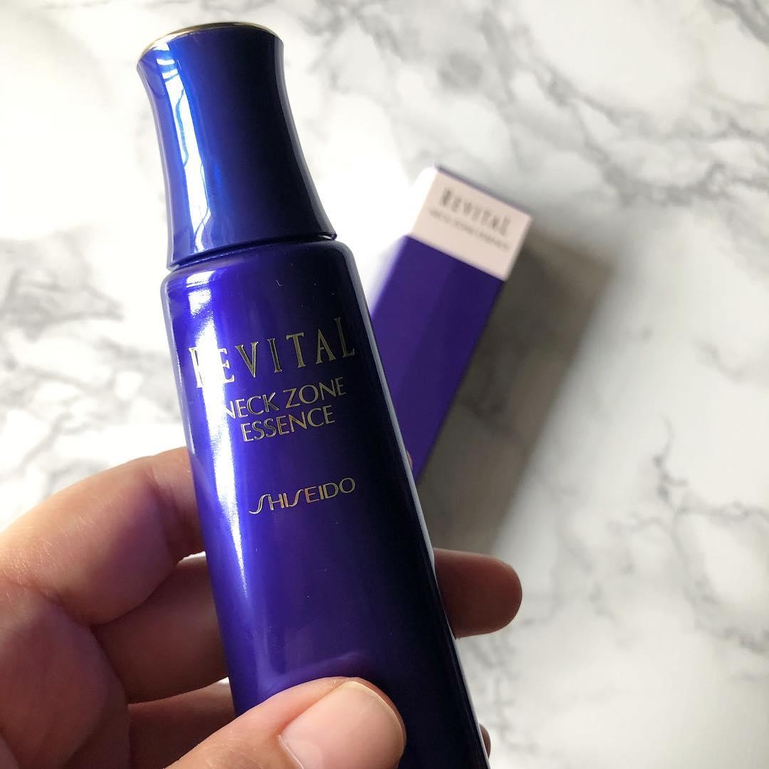 Tinh chất Shiseido Chăm sóc da Neck Zone Essence