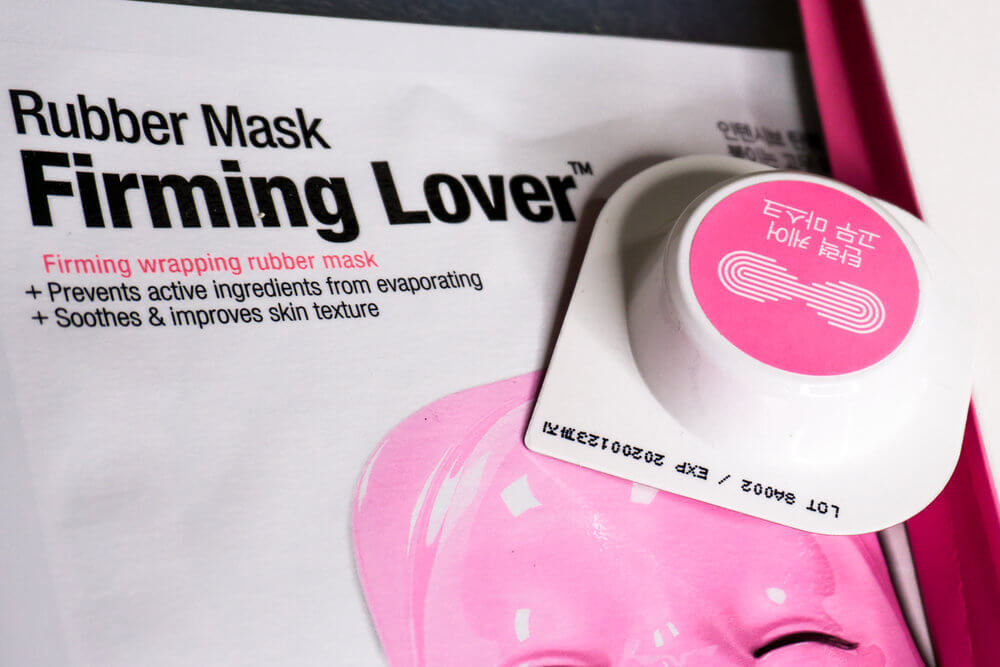 mặt nạ cao su Dr. Jart Firm Lover Rubber Mask