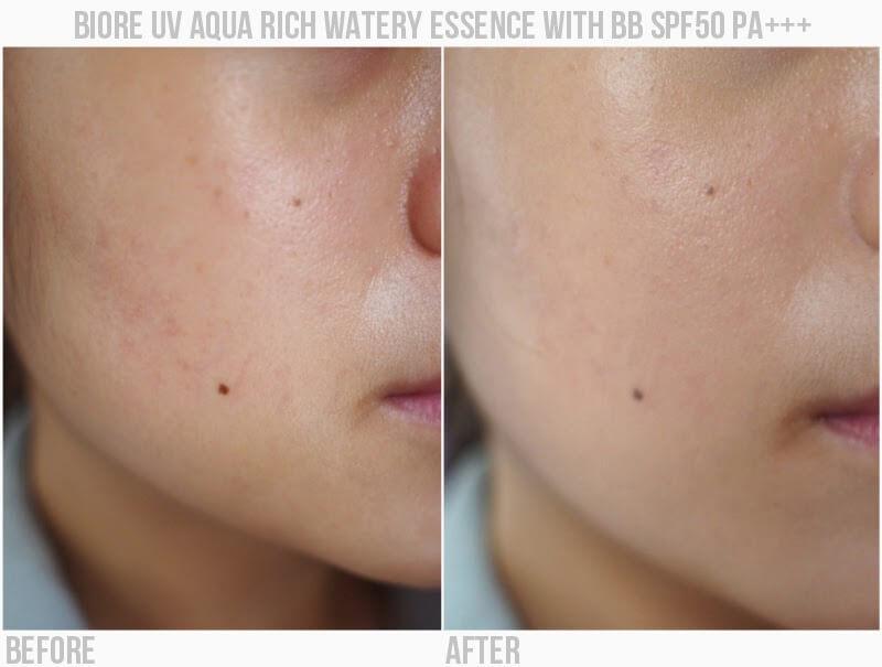 Kem chống nắng Biore UV Aqua Rich Watery Essence
