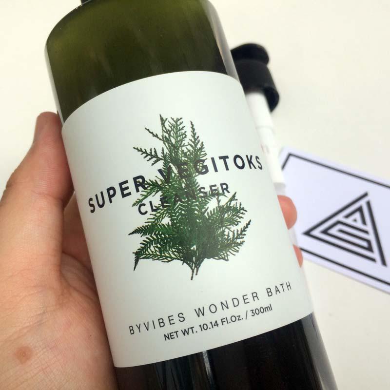 Super Vegitoks Cleanser