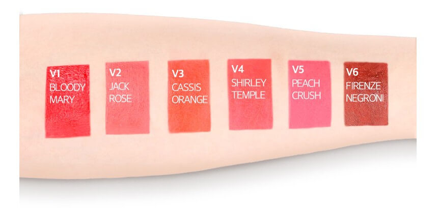 review son merzy another me the first velvet tint