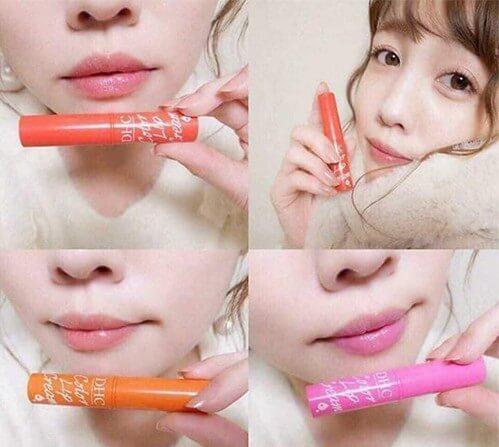 Kết quả hình ảnh cho dhc color lip cream