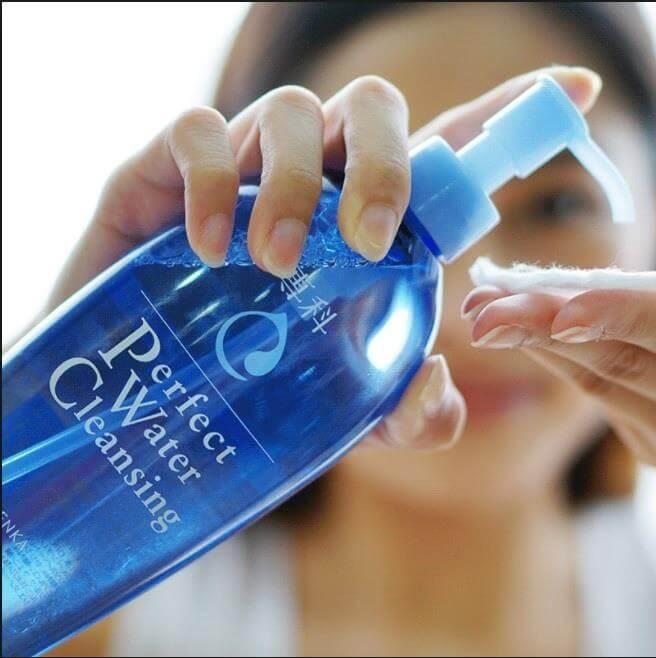 Sản phẩm nước tẩy trang nào tốt khi sử dụng hàng ngày