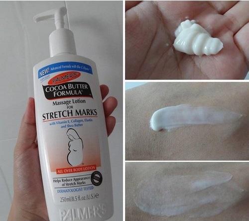 Kem chống rạn da Palmer's lotion