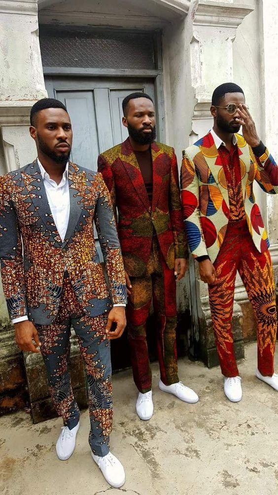 phong cách thời trang nam 2018