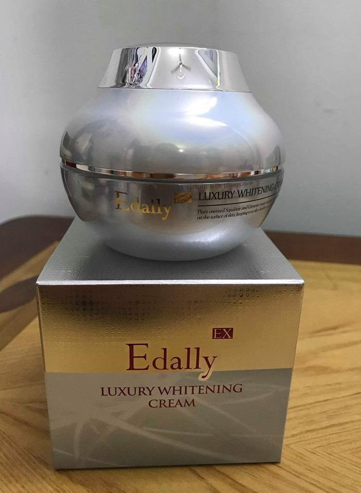 Luxury Whitening Cream