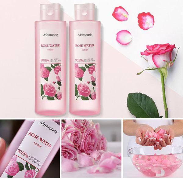 nước hoa hồng nào tốt nhất