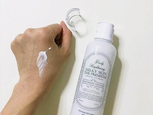 Graymelin Milky Skin The Premium