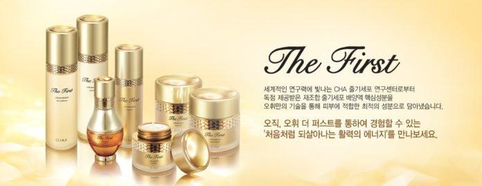 nước hoa hồng Ohui The First Skin Softener