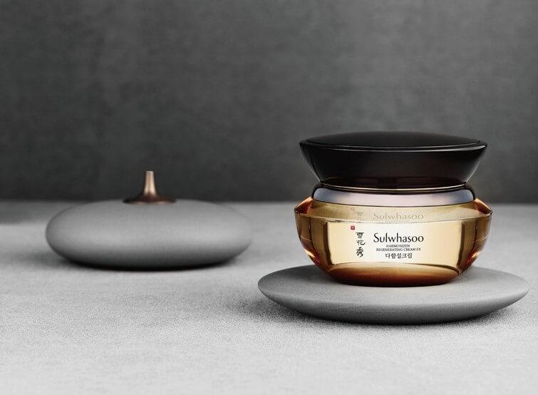 Kem sâm đen Sulwhasoo Harmonizen Regenerating Cream EX