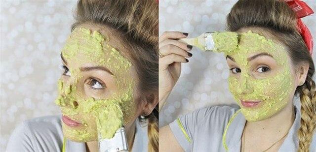 Đắp mặt nạ bơ có tác dụng gì