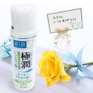 [Review] Dung dịch dưỡng ẩm Hada Labo Nourish Hyaluronic Lotion