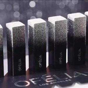 Ofelia Starlight Velvet Lipstick bí quyết tỏa sáng mùa lễ hội