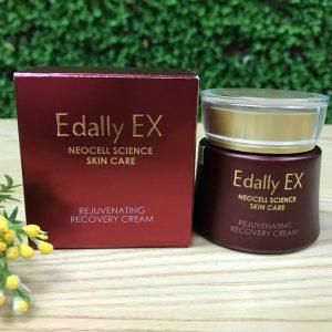 Vượt qua khủng hoảng tuổi 25 với kem dưỡng Edally EX Rejuvenating Recovery Cream, tại sao không?