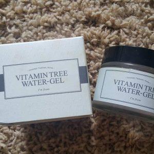 """Vitamin Tree Water Gel – kem dưỡng sáng da nhà I'm from đã """"quyến rũ"""" tớ như thế nào?"""