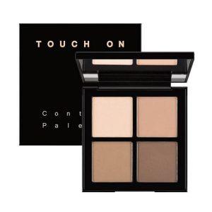 Bảng tạo khối Missha Touch On Contour Palette – vũ khí thần kỳ tạo nên đường nét cho khuôn mặt