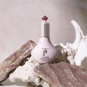 Bí quyết Makeup bảo vệ da với kem nền chống nắng Whoo Whitening Sun BB