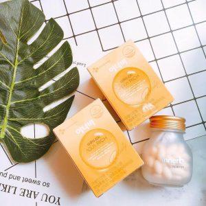 Bổ sung Collagen, cấp nước cho da với viên uống Innerb Aqua Rich