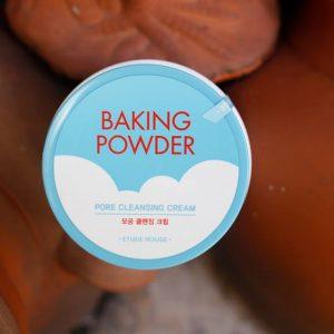 [Review] Bột kem Powder Pore Cleansing Cream