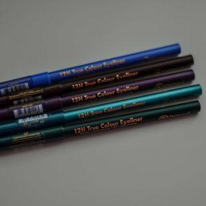 Bút kẻ mắt thật cho nét đẹp thật – Dermacol 12h true colour eyeliner
