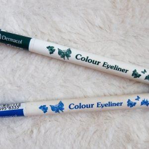 Từng ngọn bút nhẹ nhàng trên mắt – Dermacol Colour eyeliner