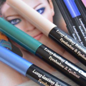 Dermacol Longlasting intense color eyeshadow & eyeliner – tạo hiệu ứng tuyệt vời cho đôi mắt