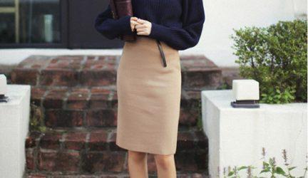 Học ngay 4 cách phối đồ với chân váy tuyệt đẹp cho các nàng công sở