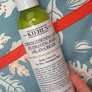 Dầu dưỡng Kiehl's Strengthening and Hydrating Hair Oil-in-Cream