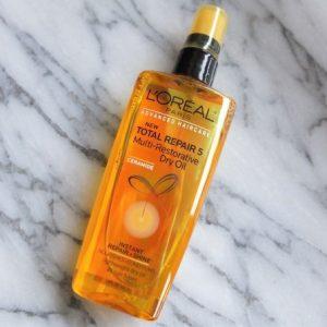 Tinh dầu L'Oréal dưỡng tóc Total Repair 5 Multi-Restorative Dry Oil, bạn biết sớm thì tốt hơn!