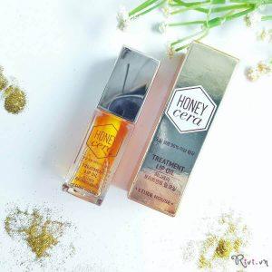 Thót tim với những sự thật thú vị về dầu dưỡng môi Etude House Honey Cera Treatment Lip Oil