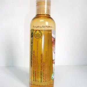 Tinh dầu The Body Shop dưỡng tóc Rainforest Coconut Hair Oil, hãy tưởng tượng tóc bạn sẽ bóng mượt!