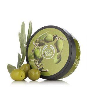 Ẩm mịn mùa đông với Olive Nourishing Body Butter