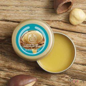 Dầu dưỡng The Body Shop môi mềm mịn Wild Argan Oil Solid Oil Lip Balm, dừng ngay đôi môi khô nứt!