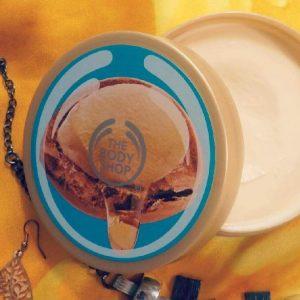The Body Shop Wild Argan Oil: Body Butter, dưỡng thể cho mùa đông.