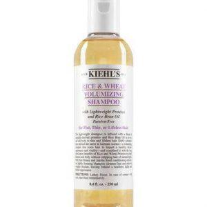 Dầu gội Kiehls Rice and Wheat Volumizing Shampoo – Vẻ đẹp tự nhiên cho mái tóc.