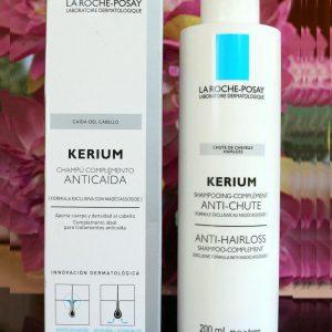 Tóc khoẻ bồng bềnh cùng Kerium Anti- Hairloss Shampoo- Complement