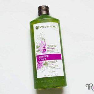 Dầu gội Yves Rocher bảo vệ tóc Volumizing Shampoo, làm thế nào để có mái tóc trông bồng bềnh hơn?