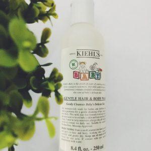 Dầu gội và sữa tắm 2 in 1- Kiehl's Gentle Hair & Body Wash