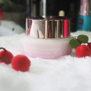 Kem dưỡng ẩm It's Skin Miracle Berry Radiance Cream – gợi ý để sở hữu làn da không tì vết
