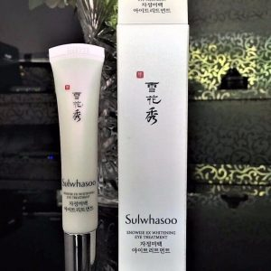 [REVIEW] Dưỡng mắt SULWHASOO Snowise EX Whitening Eye Treatment !