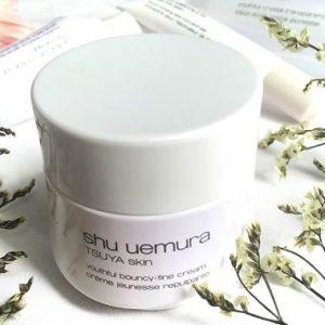 Kem dưỡng Shu Uemura Tsuya Bouncy-Fine Cream của nước nào? Có tốt không?