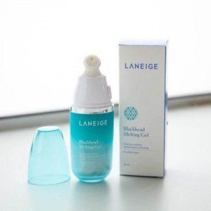 Gel trị mụn đầu đen là Laneige Blackhead Melting Gel – bạn đã thử chưa?