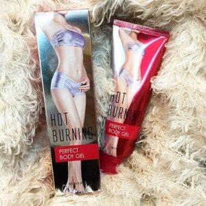 Kem Tan Mỡ Missha Hot Burning Perfect Body Gel Đánh tan mỡ thừa cho bạn một body như mong muốn.