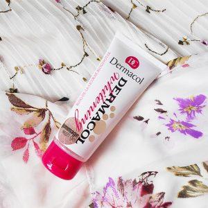 Sữa rửa mặt làm trắng da Dermacol Whitening gommage wash gel – Bộ làm trắng hoàn mỹ