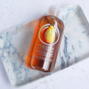 The Body Shop Papaya Shower Gel hương thơm lưu lại ngọt ngào như vị đu đủ